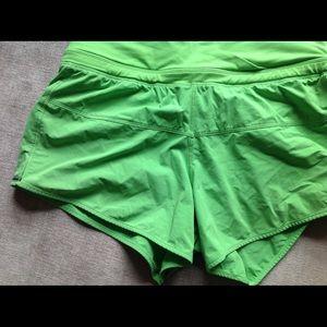 lululemon athletica Shorts - Lululemon with liner workout running shorts 4